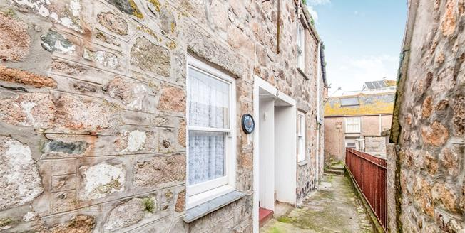 Guide Price £285,000, 2 Bedroom Terraced House For Sale in St. Ives, TR26
