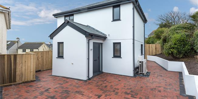 Asking Price £300,000, 2 Bedroom Detached House For Sale in Cornwall, TR26