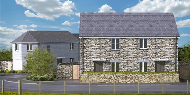 £106,000, 3 Bedroom Semi Detached House For Sale in Lannanta Forge, TR26