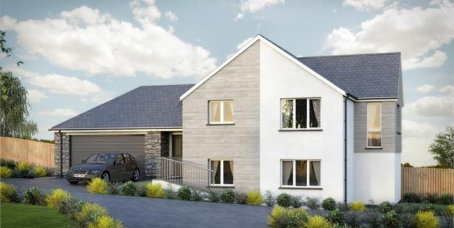 £639,950, 4 Bedroom Detached House For Sale in Lannanta Forge, TR26