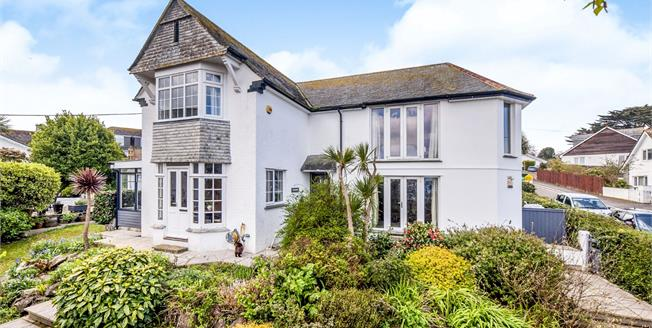 Asking Price £650,000, 3 Bedroom Detached House For Sale in Carbis Bay, TR26