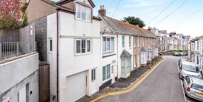Offers in excess of £300,000, 2 Bedroom End of Terrace House For Sale in St. Ives, TR26