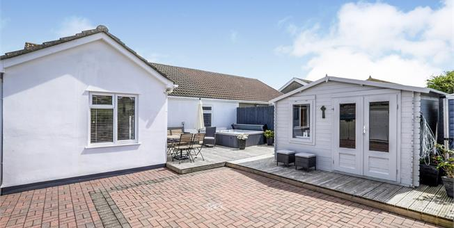 Offers in excess of £320,000, 3 Bedroom Semi Detached Bungalow For Sale in Carbis Bay, TR26