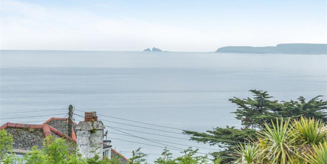 Offers in excess of £535,000, 4 Bedroom Detached Bungalow For Sale in Carbis Bay, TR26