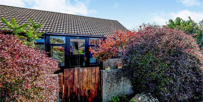 Asking Price £175,000, 2 Bedroom Detached Bungalow For Sale in St. Ives, TR26