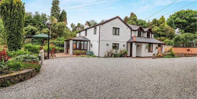 Asking Price £550,000, 5 Bedroom Detached Cottage For Sale in Trethurgy, PL26