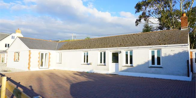 Offers in excess of £260,000, 6 Bedroom Detached Bungalow For Sale in Foxhole, PL26