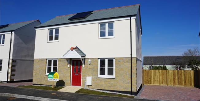 Asking Price £180,000, 3 Bedroom Detached House For Sale in St. Austell, PL26