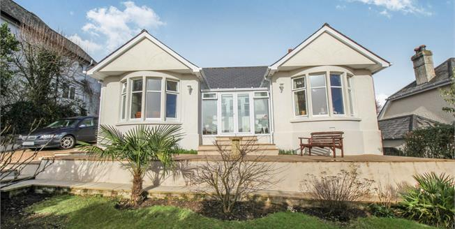 Asking Price £310,000, 3 Bedroom Detached Bungalow For Sale in St. Austell, PL25
