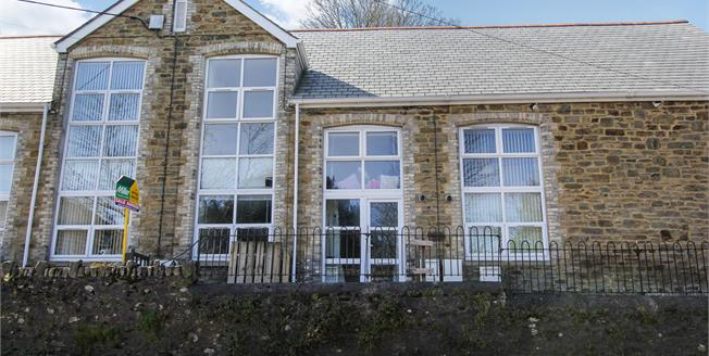Asking Price £109,200, 2 Bedroom Terraced House For Sale in St. Blazey, PL24