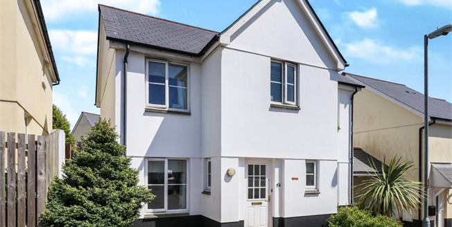 Asking Price £215,000, 4 Bedroom Detached House For Sale in St. Austell, PL25