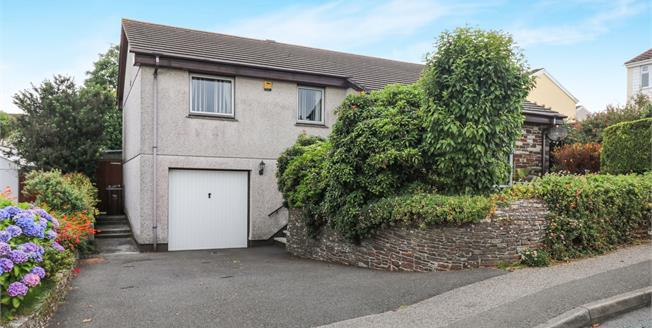 Asking Price £239,950, 3 Bedroom Detached House For Sale in St. Austell, PL25