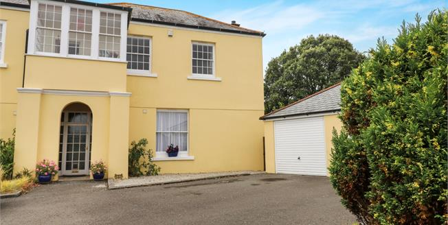 Asking Price £255,000, 3 Bedroom Semi Detached House For Sale in Par, PL24