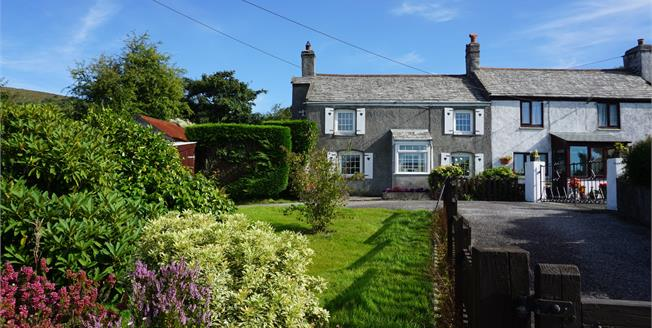 Asking Price £170,000, 2 Bedroom Semi Detached Cottage For Sale in High Street, PL26