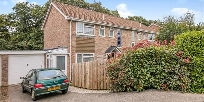 Offers in excess of £200,000, 3 Bedroom Semi Detached House For Sale in St. Austell, PL25