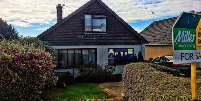 Asking Price £224,950, 3 Bedroom Detached Bungalow For Sale in St. Austell, PL25