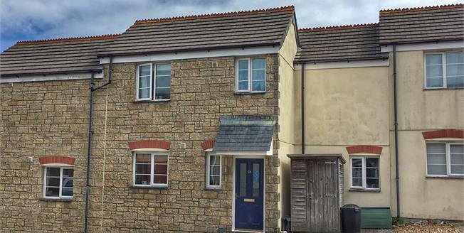 Asking Price £147,000, 3 Bedroom Terraced House For Sale in Penwithick, PL26