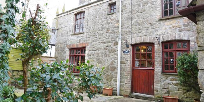 Asking Price £120,000, 2 Bedroom Semi Detached Cottage For Sale in St. Stephen, PL26