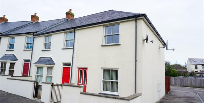 Asking Price £159,950, 2 Bedroom End of Terrace House For Sale in St. Austell, PL25