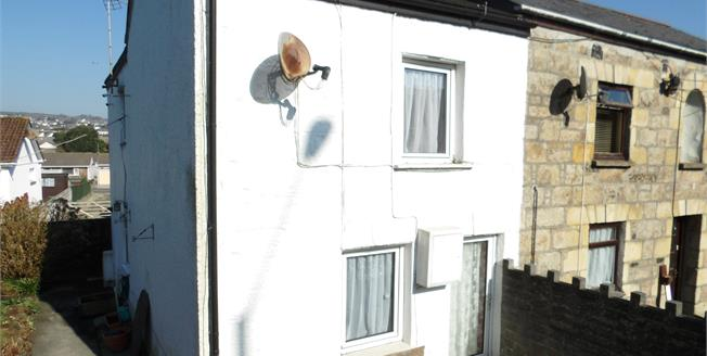 Fixed Price £140,000, 2 Bedroom End of Terrace Cottage For Sale in St. Austell, PL25