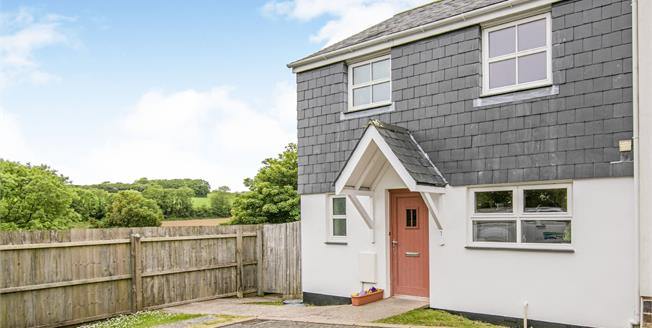 Asking Price £275,000, 3 Bedroom End of Terrace House For Sale in Fowey, PL23