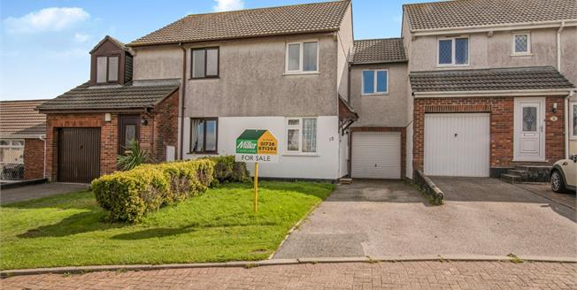 Asking Price £169,950, 3 Bedroom Terraced House For Sale in St. Stephen, PL26