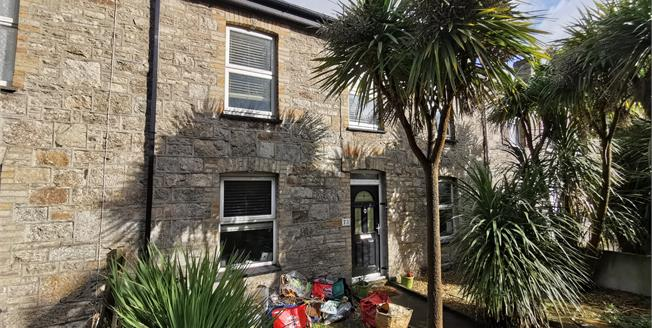 Asking Price £160,000, 3 Bedroom Terraced House For Sale in St. Austell, PL25