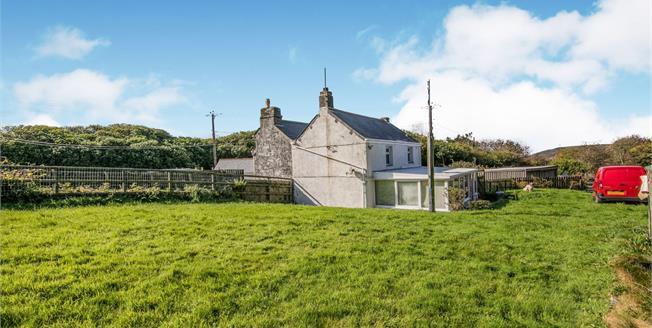 Asking Price £150,000, 1 Bedroom Semi Detached Cottage For Sale in Central Treviscoe, PL26