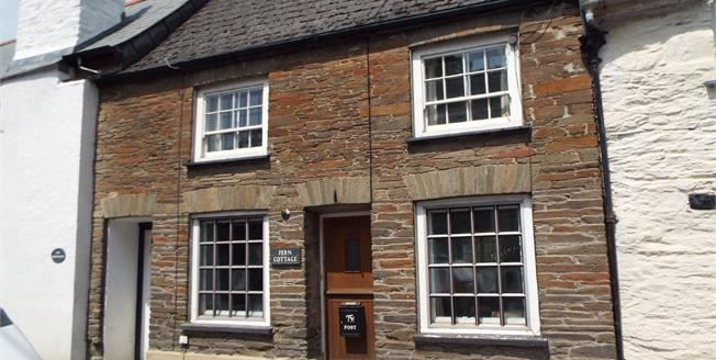 Offers Over £200,000, 3 Bedroom Terraced House For Sale in St. Germans, PL12