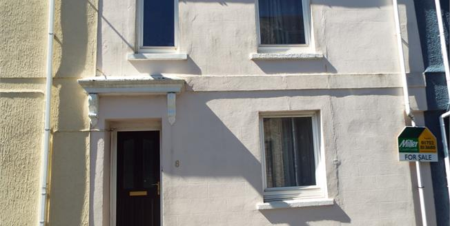 Asking Price £140,000, 3 Bedroom Terraced House For Sale in Torpoint, PL11