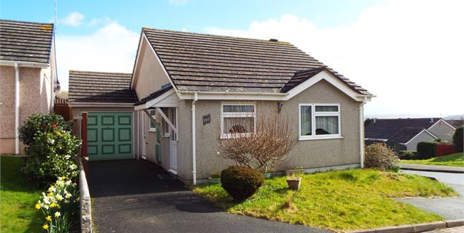 Asking Price £170,000, 2 Bedroom Detached Bungalow For Sale in Torpoint, PL11
