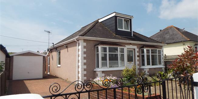Asking Price £235,000, 3 Bedroom Detached Bungalow For Sale in Torpoint, PL11