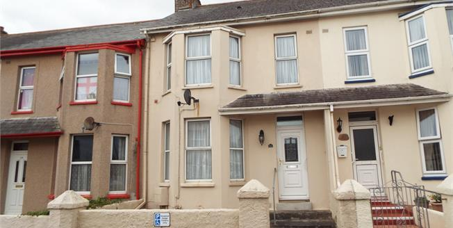 Offers Over £150,000, 3 Bedroom Terraced House For Sale in Torpoint, PL11