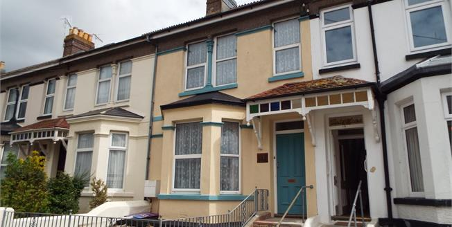 Offers Over £170,000, 4 Bedroom Terraced House For Sale in Torpoint, PL11