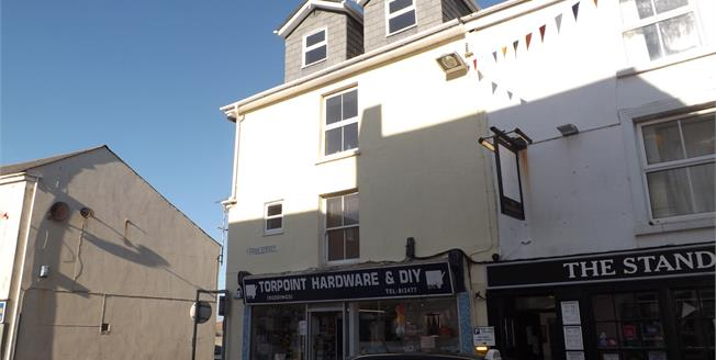Offers Over £110,000, 2 Bedroom Flat For Sale in Cornwall, PL11