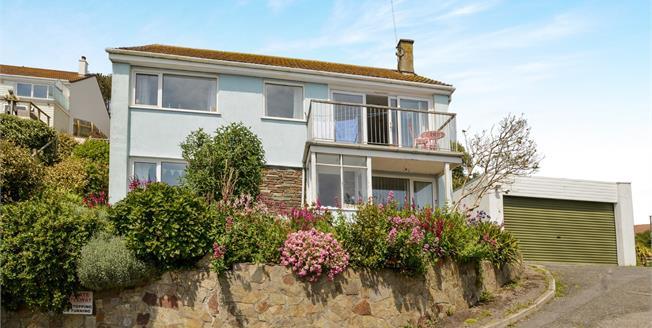 Asking Price £350,000, 3 Bedroom Detached House For Sale in Portwrinkle, PL11