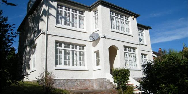 Asking Price £450,000, 5 Bedroom Detached House For Sale in Torquay, TQ1