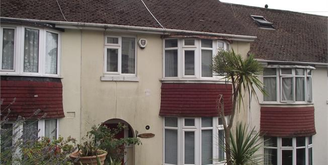 Offers in excess of £175,000, 3 Bedroom Terraced House For Sale in Torquay, TQ1