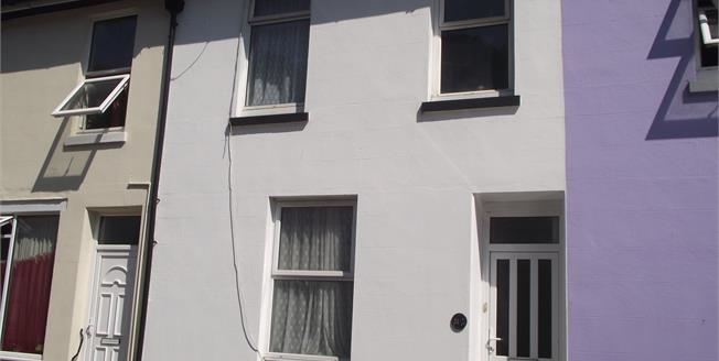 Asking Price £165,000, 3 Bedroom Terraced House For Sale in Torquay, TQ1