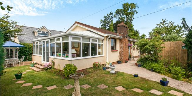 Asking Price £310,000, 2 Bedroom Detached Bungalow For Sale in Torquay, TQ2