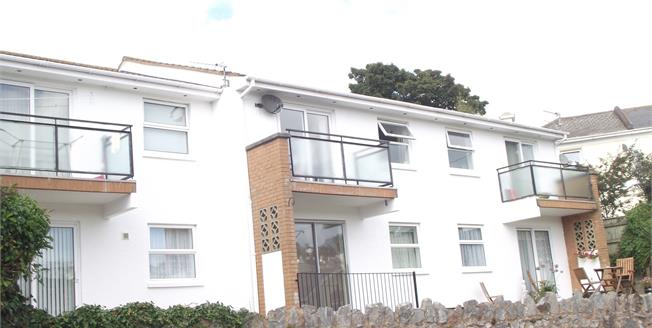 Asking Price £130,000, 2 Bedroom Flat For Sale in Torquay, TQ1