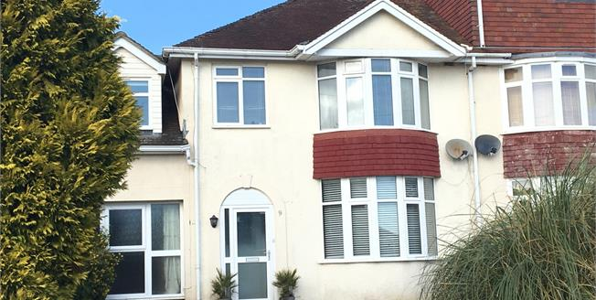 £270,000, 4 Bedroom Semi Detached House For Sale in Torquay, TQ2