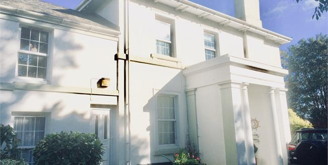 Offers in excess of £105,000, 1 Bedroom Flat For Sale in Torquay, TQ1