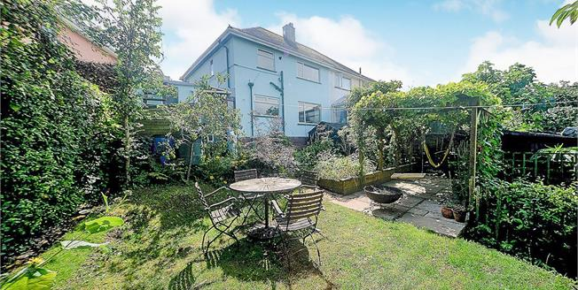 Asking Price £200,000, 3 Bedroom Semi Detached House For Sale in Torquay, TQ2