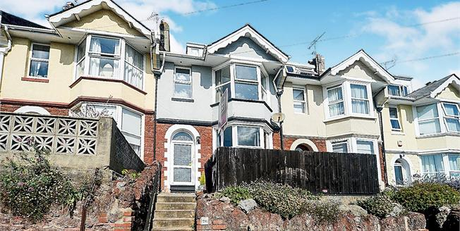 Asking Price £220,000, 4 Bedroom Terraced House For Sale in Torquay, TQ2