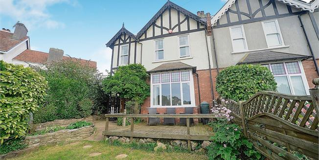 Offers in excess of £350,000, 5 Bedroom Semi Detached House For Sale in Torquay, TQ1