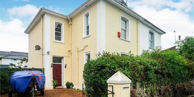 Offers in excess of £300,000, 4 Bedroom Semi Detached House For Sale in Torquay, TQ2