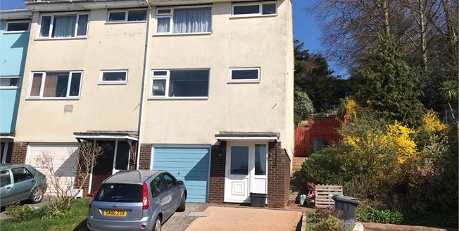 Asking Price £190,000, 3 Bedroom End of Terrace House For Sale in Torquay, TQ2