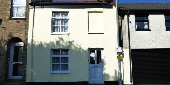 Guide Price £150,000, 2 Bedroom End of Terrace For Sale in Truro, TR1