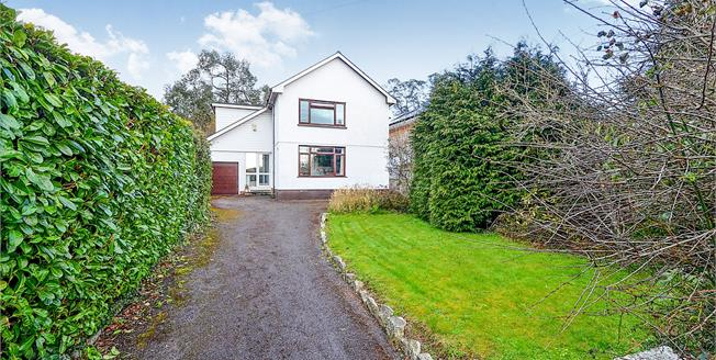 Asking Price £500,000, 5 Bedroom Detached House For Sale in Truro, TR1